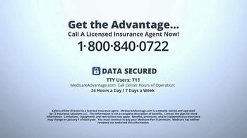 MedicareAdvantage.com TV Spot, 'Medicare Beneficiary Plans' - Thumbnail 5