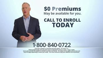 MedicareAdvantage.com TV Spot, 'Medicare Beneficiary Plans' - Thumbnail 1