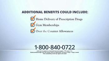 MedicareAdvantage.com TV Spot, 'Medicare Beneficiary Plans' - Thumbnail 4