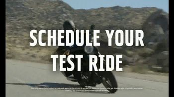 Harley-Davidson TV Spot, 'Schedule Your Test Ride' - Thumbnail 10