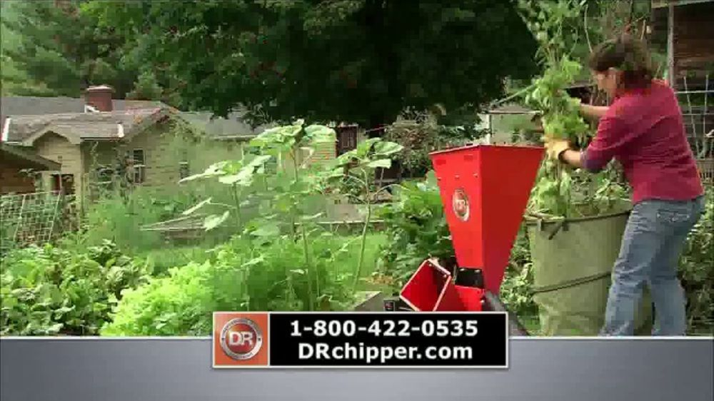 DR Chipper TV Commercial, 'Free Guide and Shipping' - Video