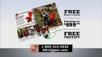 DR Chipper TV Spot, 'Free Guide and Shipping' - Thumbnail 9