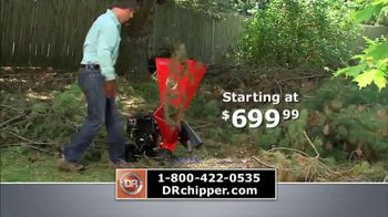 DR Chipper TV Spot, 'Free Guide and Shipping' - Thumbnail 6
