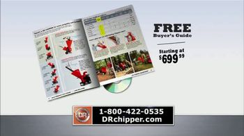 DR Chipper TV Spot, 'Free Guide and Shipping' - Thumbnail 8