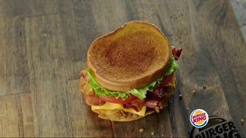 Burger King Sourdough Chicken Club TV Spot, 'A New Club in Town' - Thumbnail 1