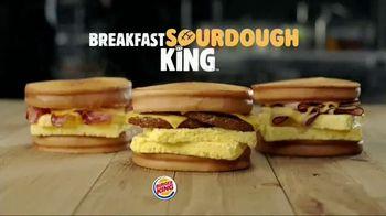 Burger King Sourdough Chicken Club TV Spot, 'A New Club in Town' - Thumbnail 9