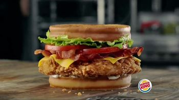 Burger King Sourdough Chicken Club TV Spot, 'A New Club in Town'