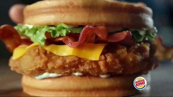 Burger King Sourdough Chicken Club TV Spot, 'A New Club in Town' - Thumbnail 7