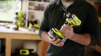 The Home Depot Ryobi Days TV Spot, 'Over 100 Tools' - Thumbnail 6