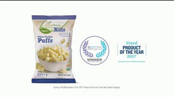 ALDI SimpyNature White Cheddar Puffs TV Spot, 'Awards Family' - Thumbnail 9