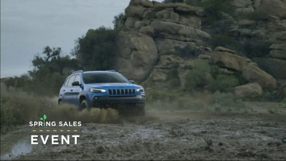 Song on jeep cherokee commercial
