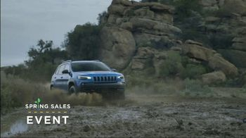Jeep Spring Sales Event TV Spot, 'Dial' Song by The Score