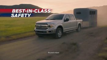 Ford Texas 41 Year Leadership Sales Event TV Spot, '2018 F-150 STX' [T2] - Thumbnail 5