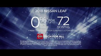 Nissan Tech for All Sales Event TV Spot, 'Simply Amazing' [T2] - Thumbnail 9