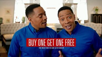 Rooms to Go Memorial Day Mattress Sale TV Spot, 'Twins' - Thumbnail 3