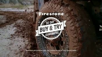 Firestone Tires TV Spot, 'Buy & Try Guarantee'