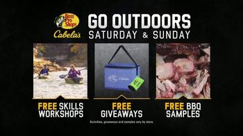 Bass Pro Shops Go Outdoors Event & Sale TV Spot, 'Workshops and Activities' - Thumbnail 10