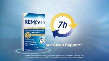 REMfresh TV Spot, 'Sleep Ingredient' - Thumbnail 4