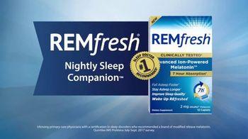REMfresh TV Spot, 'Sleep Ingredient' - Thumbnail 5