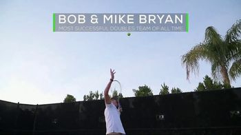 Tennis Warehouse TV Spot, 'Shop Where the Bryan Brothers Shop' - Thumbnail 2