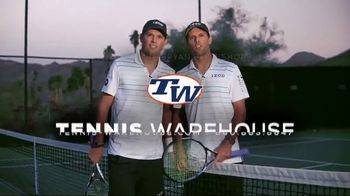 Tennis Warehouse TV Spot, 'Shop Where the Bryan Brothers Shop' - Thumbnail 9