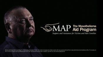 Weitz and Luxenberg TV Spot, 'The Mesothelioma Aid Program' - Thumbnail 1