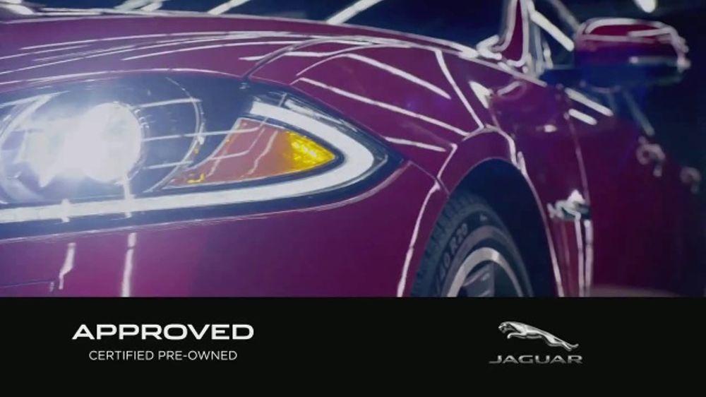 Certified Pre Owned Jaguar TV Commercial, U0027Roadside Assistanceu0027 [T2]    ISpot.tv