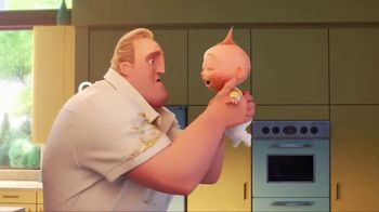 Clorox TV Spot, 'What Comes Next Is Incredible: Incredibles 2' - Thumbnail 2