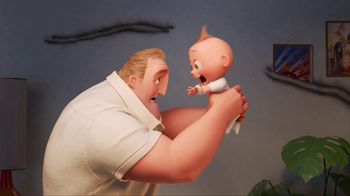 Clorox TV Spot, 'What Comes Next Is Incredible: Incredibles 2' - Thumbnail 8