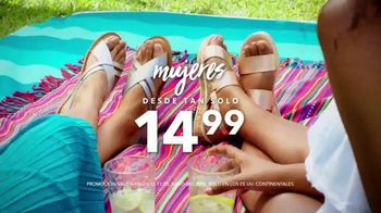 Payless Shoe Source TV Spot, 'Una fiesta' [Spanish] - Thumbnail 4