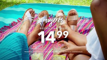 Payless Shoe Source TV Spot, 'Una fiesta' [Spanish] - Thumbnail 5