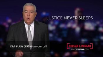 Morgan and Morgan Law Firm TV Spot, 'Call Anytime' - Thumbnail 1