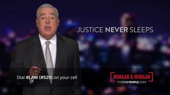 Morgan and Morgan Law Firm TV Spot, 'Call Anytime' - Thumbnail 3