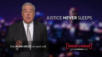 Morgan and Morgan Law Firm TV Spot, 'Call Anytime' - Thumbnail 7