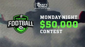 DraftKings TV Spot, '$50,000 Contest' - Thumbnail 2