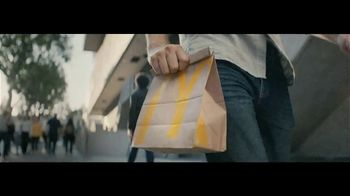 McDonald's $1 $2 $3 Dollar Menu TV Spot, 'Food Cred' - Thumbnail 1