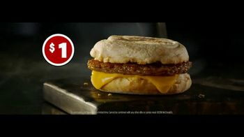 McDonald's $1 $2 $3 Dollar Menu TV Spot, 'Food Cred' - Thumbnail 8