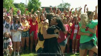 Arkansas State University TV Spot, 'Push the Limits' - Thumbnail 10