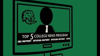 Southeastern Louisiana University TV Spot, 'Success Matters' - Thumbnail 8