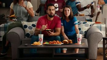 Zaxby's TV Spot, 'Nothing Goes Better With Tailgating' - 101 commercial airings