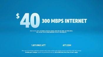 AT&T Internet TV Spot, 'Fi Fo Fum: 300 Mbps' - Thumbnail 9