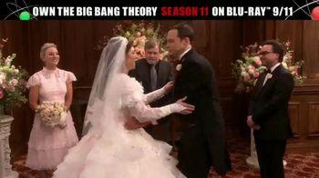 The Big Bang Theory: Complete Eleventh Season Home Entertainment TV Spot - Thumbnail 2