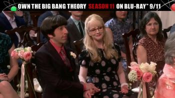 The Big Bang Theory: Complete Eleventh Season Home Entertainment TV Spot - Thumbnail 3