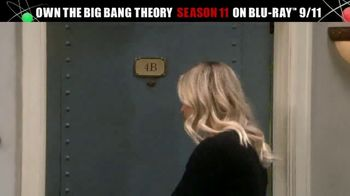 The Big Bang Theory: Complete Eleventh Season Home Entertainment TV Spot - Thumbnail 5