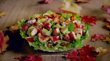 Wendy's Harvest Chicken Salad TV Spot, 'Fall in Love' - Thumbnail 10