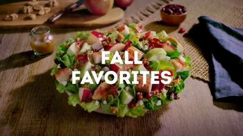 Wendy's Harvest Chicken Salad TV Spot, 'Fall in Love'