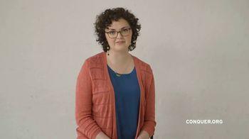 Conquer Cancer Foundation TV Spot, 'Breakthroughs Save Lives'