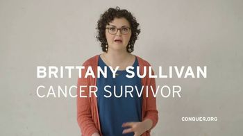 Conquer Cancer Foundation TV Spot, 'Breakthroughs Save Lives' - Thumbnail 2