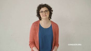 Conquer Cancer Foundation TV Spot, 'Breakthroughs Save Lives' - Thumbnail 4