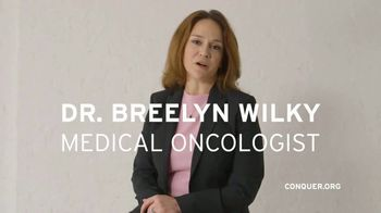 Conquer Cancer Foundation TV Spot, 'Breakthroughs Save Lives' - Thumbnail 5